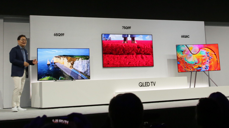 מפואר מהי הטלוויזיה הטובה ביותר לשנת 2019?   QLED LED OLED SR-93